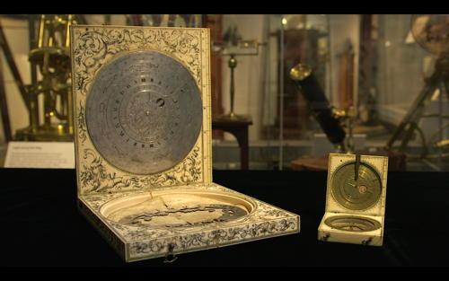 Ivory Sundials