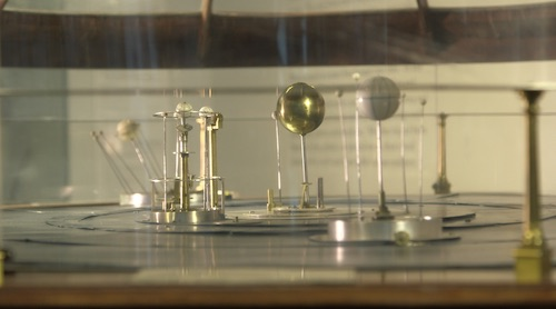 Grand Orrery Close-Up