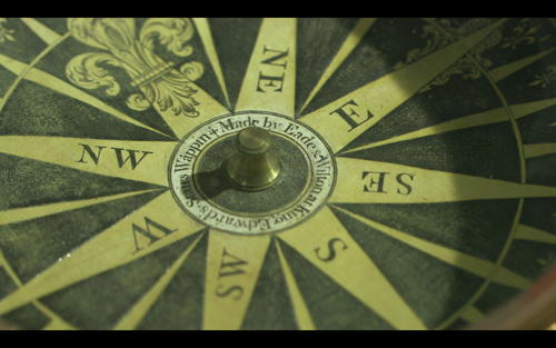 Compass Close-Up