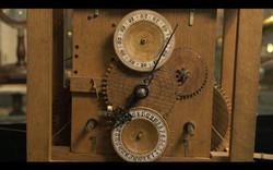Wooden Harrison Clock