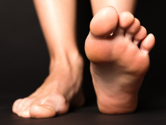 The Anti-Aging Benefits of Barefoot Science