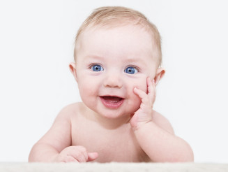 Movement Lessons From a Baby Part 1: Reflexes and Curiosity