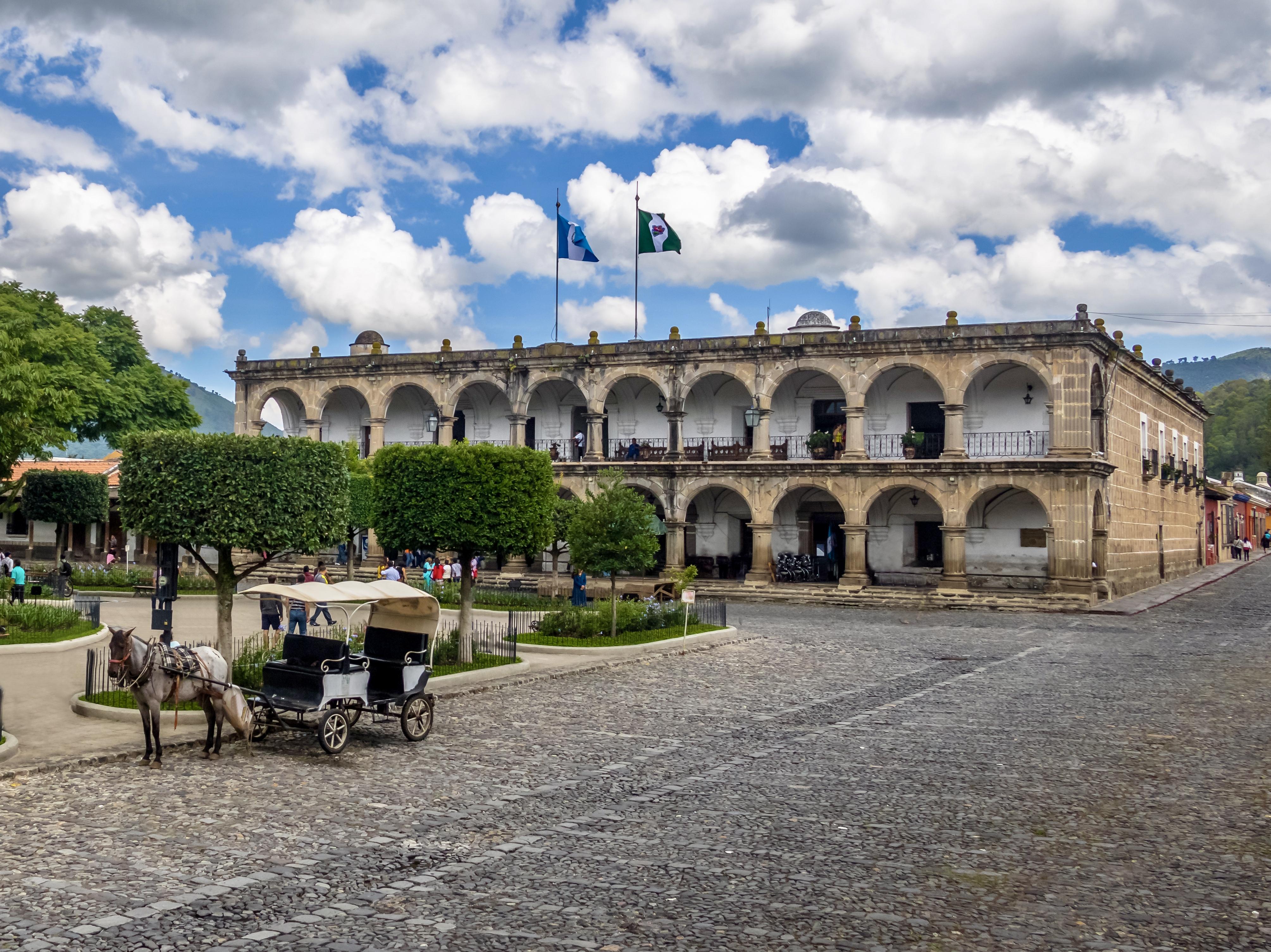 City Hall Palace Antigua crop