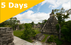 5 Days - Mayan Journey through Time