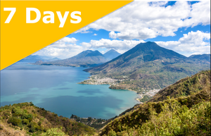 7 Day - Uncover the Guatemalan Highlands