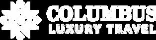 Columbus Luxury Travel white logo.PNG