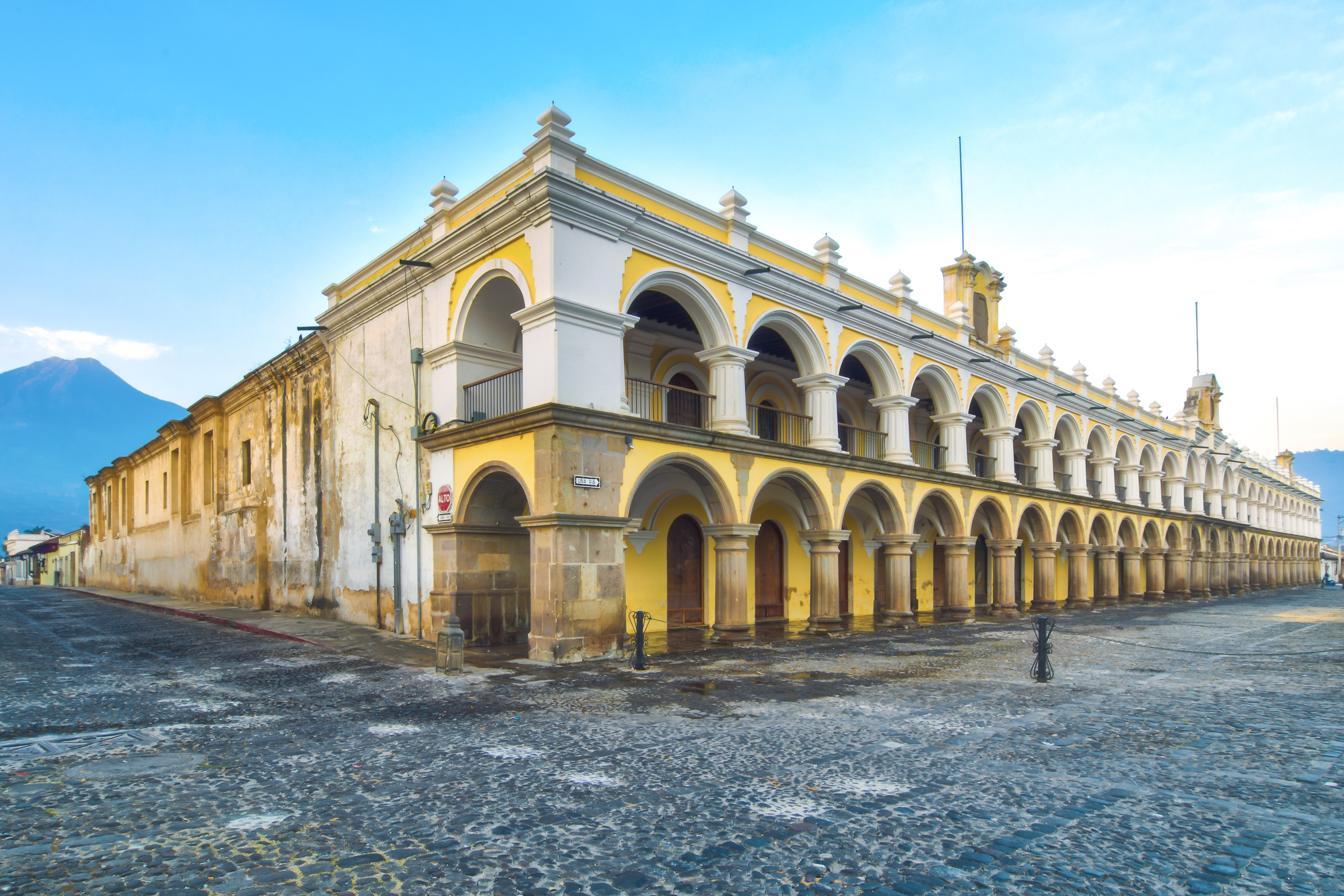 Captain General Palace Antigua