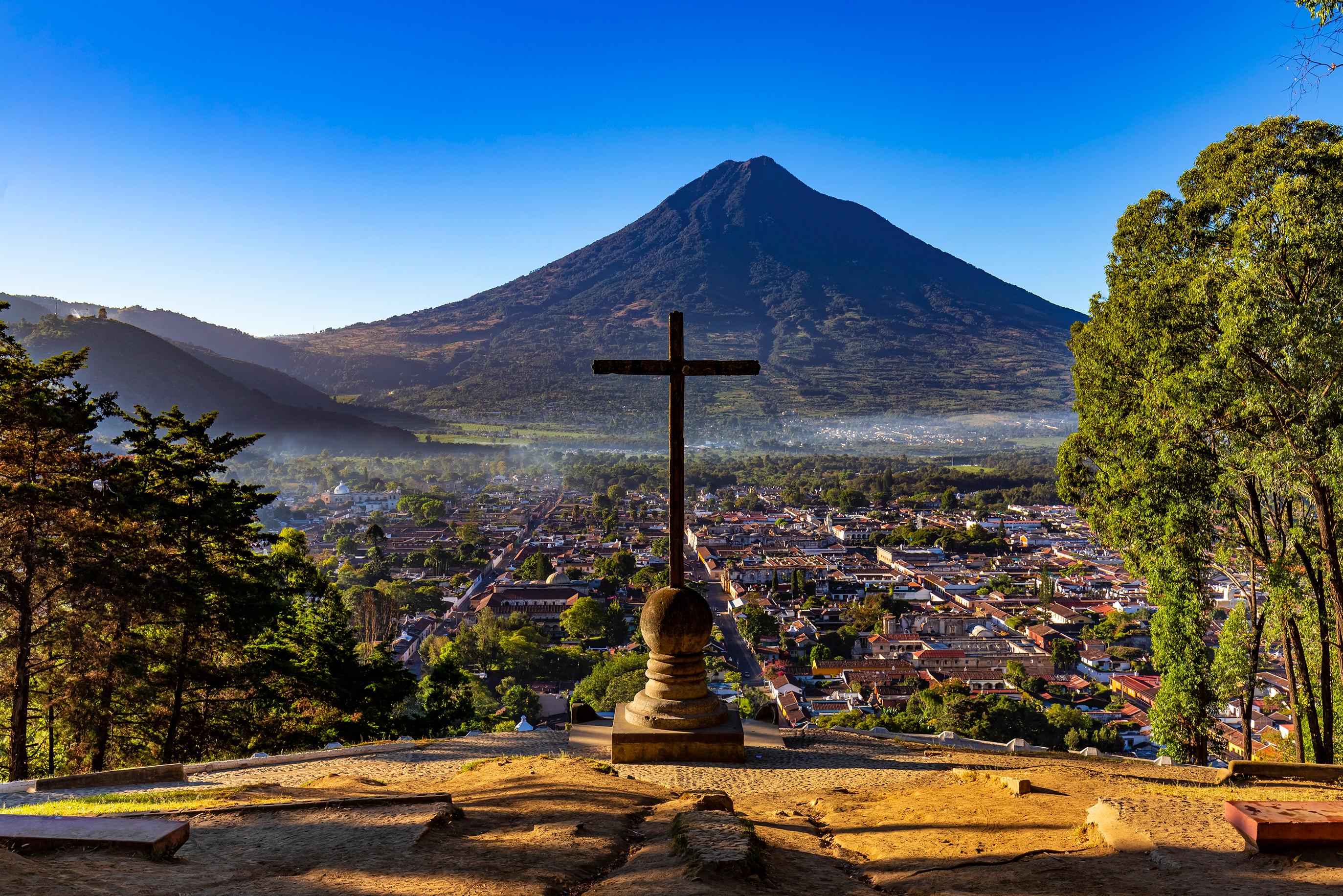 Cerro de la Cruz Hill of the Cross