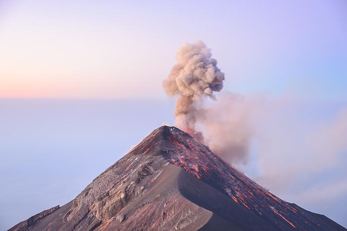 Volcan de Fuego 4sm
