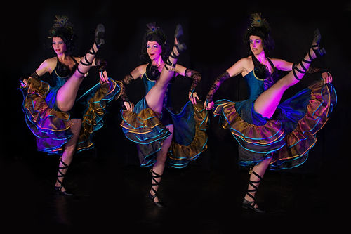 cancan show, cancan tanzshow, tanzshow stimmung, 20er Jahre Tanzshow, Cancan Tanzgruppe