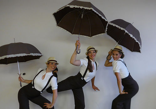 Swingtanz, Tanzshow Swing, Tanzshow 20er Jahre, charmante Tanzshow