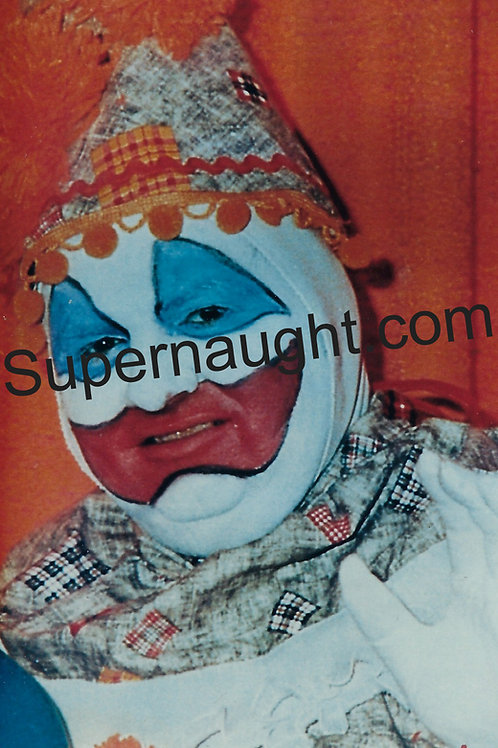 John Wayne Gacy Patches the Clown Photo