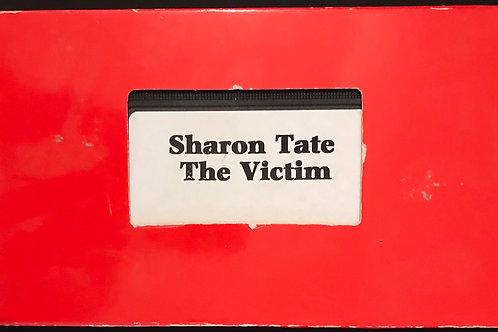Sharon Tate The Victim VHS