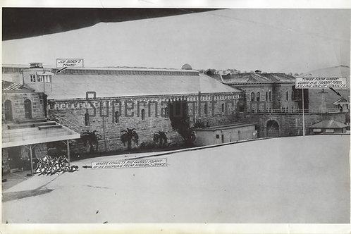 Folsom Prison 1937 press photo