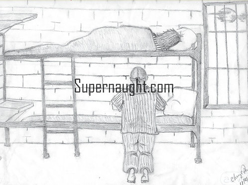 Prison artwork