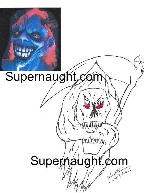 richard ramirez drawing