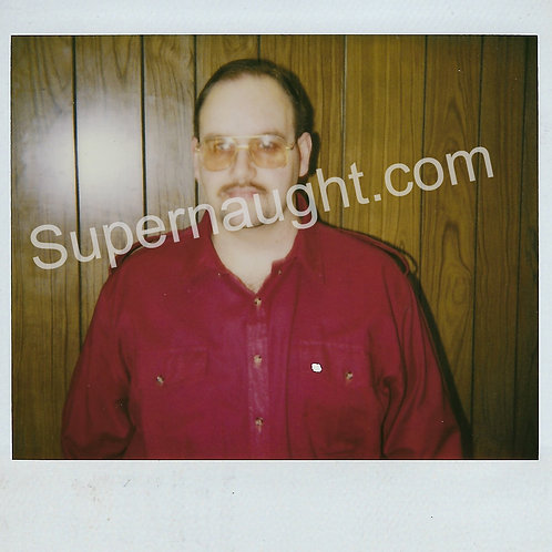 Richard Angelo polaroid