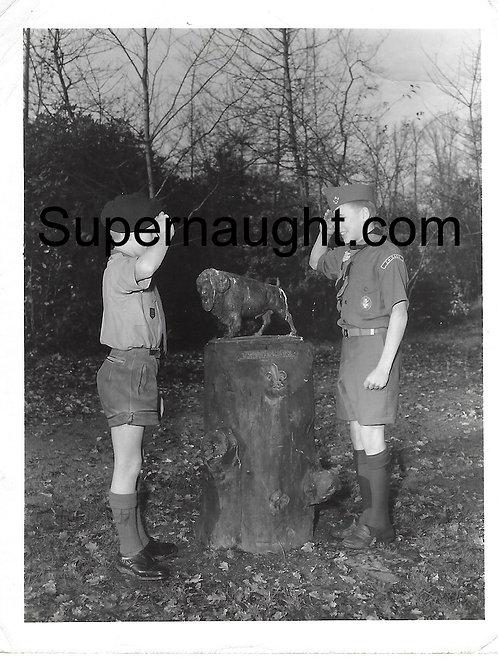 John Robinson boy scouts