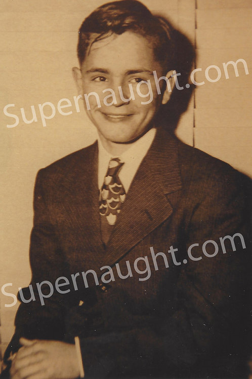 Charles manson teenage photo