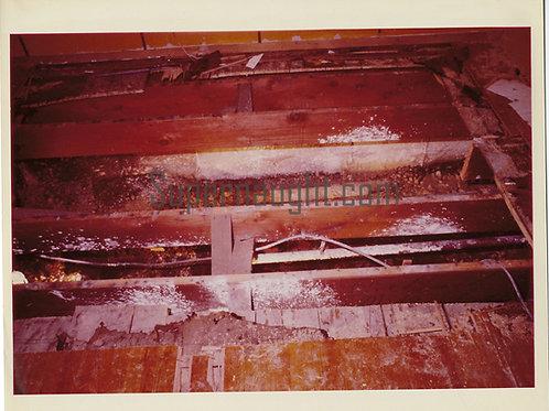 John Wayne Gacy Crawlspace Crime Scene Photo