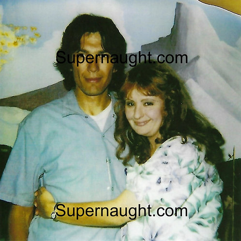Doreen hugging Richard Ramirez
