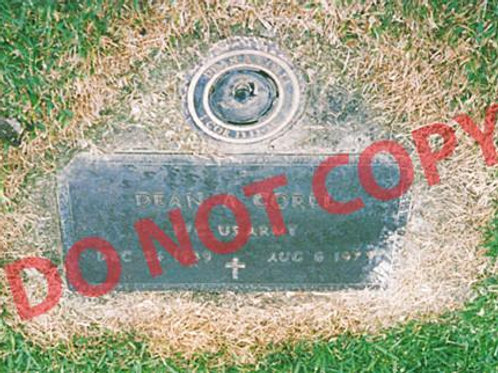 dean corll grave