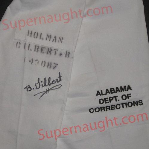 Bobby Ray Gilbert Prison Pants