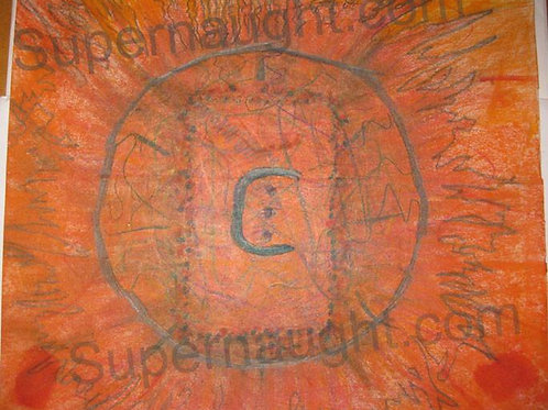 Charles Manson artwork