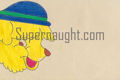 Pee Wee Gaskins art