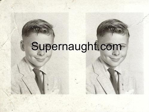 John Edward Robinson young photo