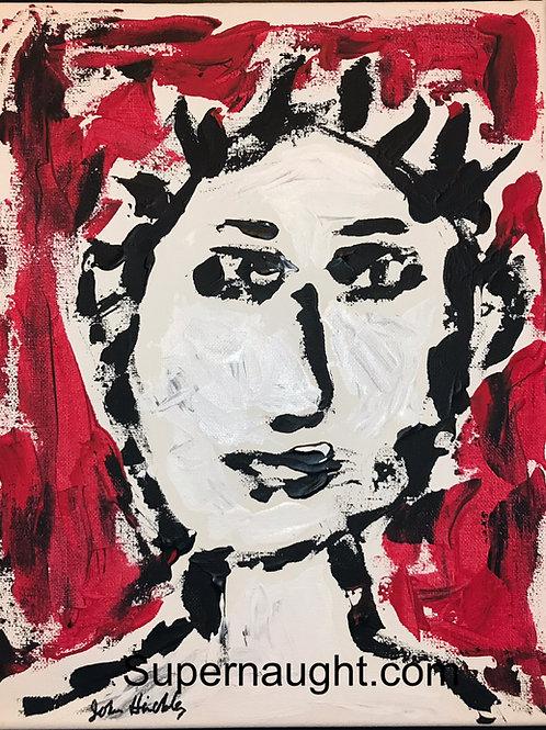 John Hinckley art