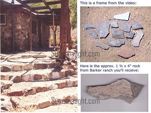 Barker Ranch Death Valley