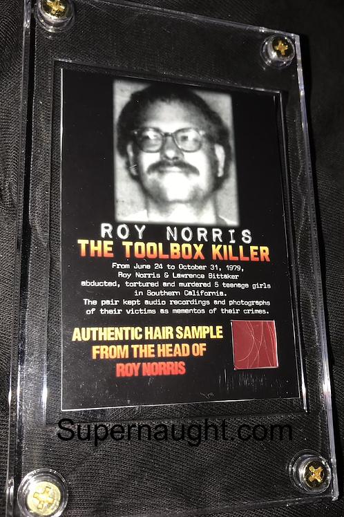 Roy Norris hair
