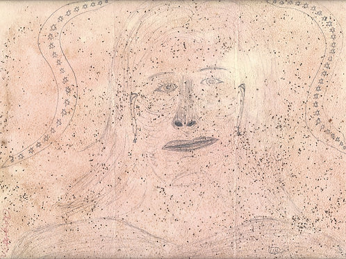 Angel Resendiz Self Portrait