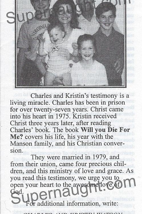Charles Denton Watson