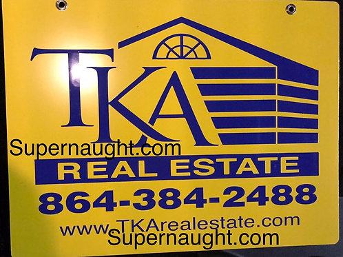 Todd Kohlepp real estate sign