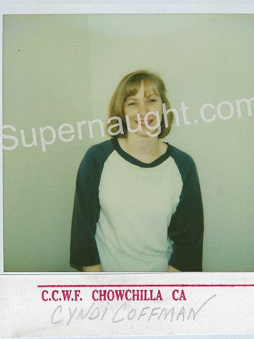 Cynthia Coffman Polaroid