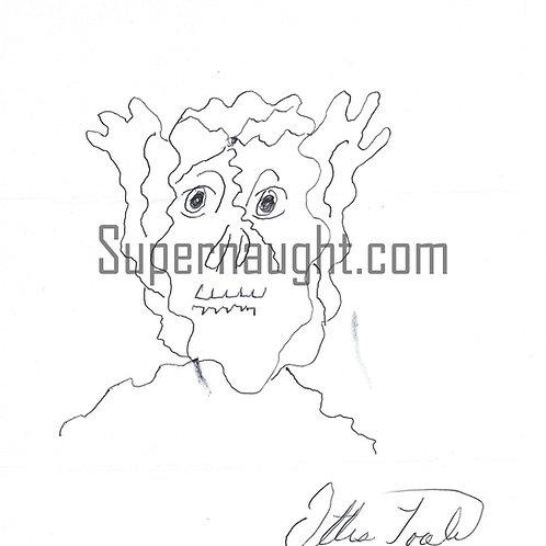 Ottis Toole drawings