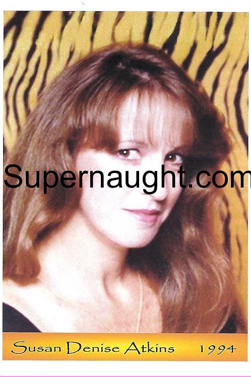 Susan Atkins Sharon Tate