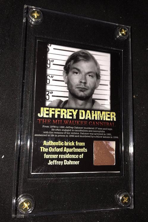 Jeffrey Lionel Dahmer Milwaukee