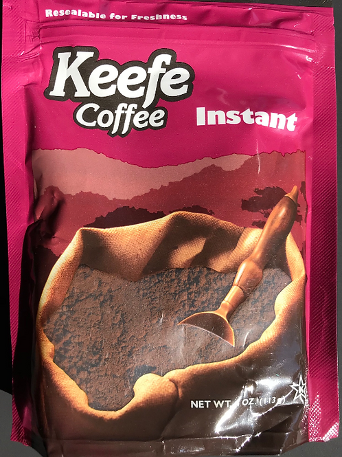 Keefe Coffee Instant