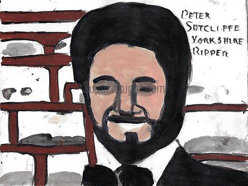 Phillip Jablonski Peter Sutcliffe art