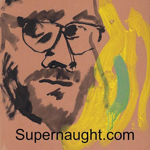 Robert Berdella self portrait
