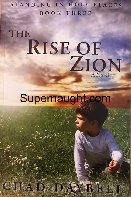 Chad Daybell Rise Of Zion Signed Book