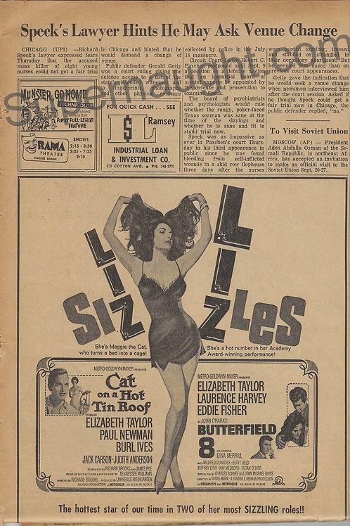 richard speck newspaper 1966