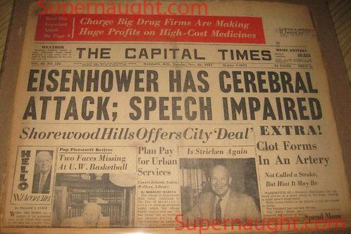 Edward Gein Capital Times 1957