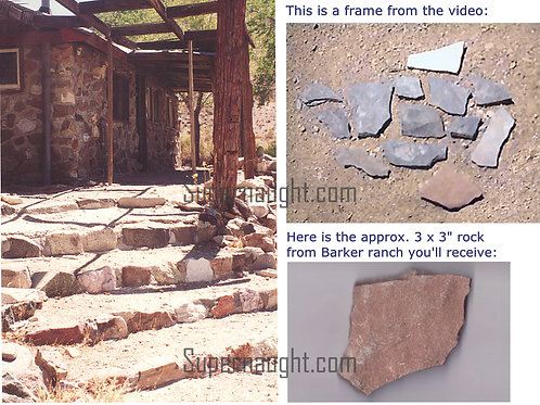 Charle Manson Family Hideout