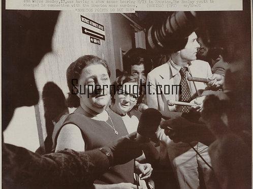 Elmer Wayne Henley press photo