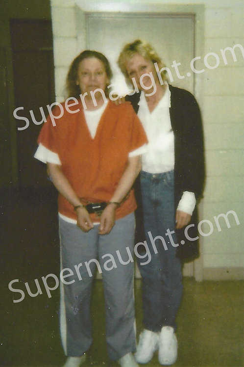 Aileen Wuornos prison photo eve of execution