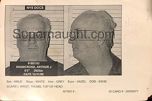 Arthur Shawcross ID